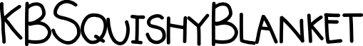 KBSquishyBlanket