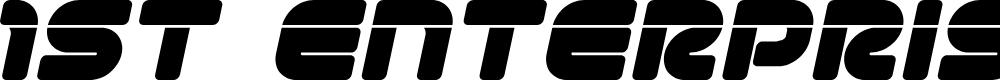 Preview image for 1st Enterprises Laser Italic