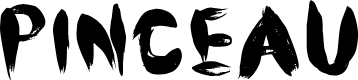 Preview image for CF Pinceau Regular Font