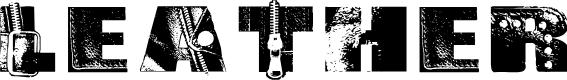 Preview image for LeatherV2 Regular Font
