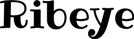 Preview image for Ribeye Font
