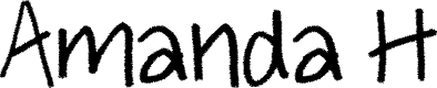 Preview image for Amanda H Font