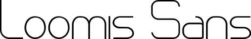 Preview image for Loomis Sans