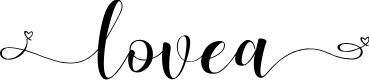 Preview image for Lovea Font