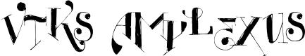 Preview image for Vtks Amplexus Font