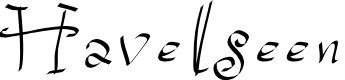 Preview image for Havelseen Font