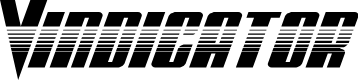 Preview image for Vindicator Halftone Italic