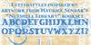 LT Nutshell Library Font handwriting text