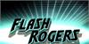 Flash Rogers Font screenshot design
